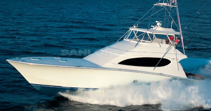 Hatteras 68C - 2008 - Lux Yachts - used boats